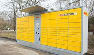 DHL-Package Station